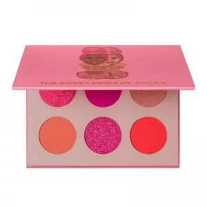JUVIA'S PLACE The Sweet Pinks Palette
