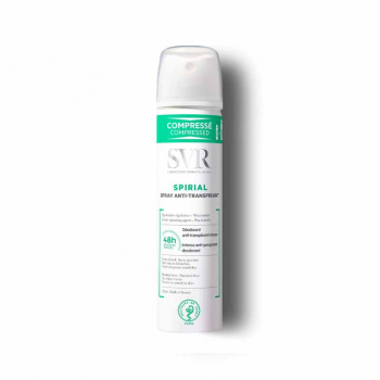 SVR Spirial Deodorant Spray Anti-transpirant Intense 48H