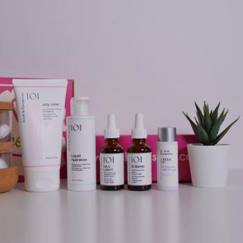 FABELLA X GEEK & GORGEOUS Skincare Box